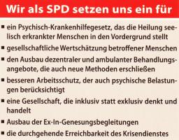 Psychische und seelische Gesundheit