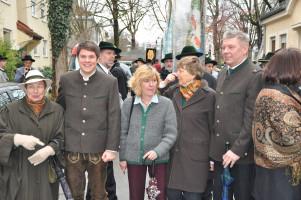 Mit Markus Lutz und dem Oberbürgermeister