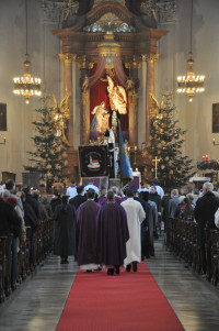 Gottesdienst in St. Margaret