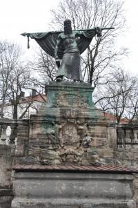 Das Schmied von Kochel-Denkmal in Sendling
